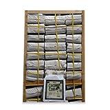 Viagrow VCCB5-222 11 lb Coconut Coir Block Soilless Grow Media (222 in 11 lb Brick Pallet)