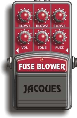 激安大特価! Jacques Fuse B00AFV9CT4 Blower2 Jacques Fuse FB-2◆並行輸入品◆ B00AFV9CT4, MOONEYES:6cb61be2 --- vezam.lt