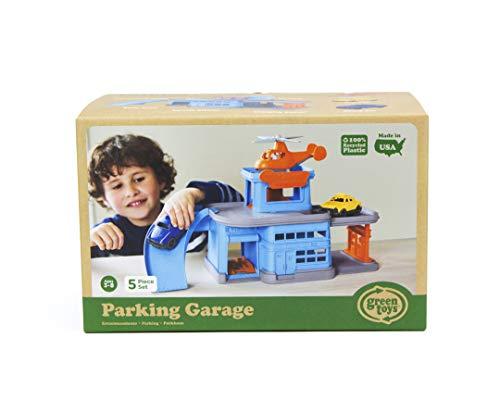 4105fyuWiKL - Green Toys Parking Garage