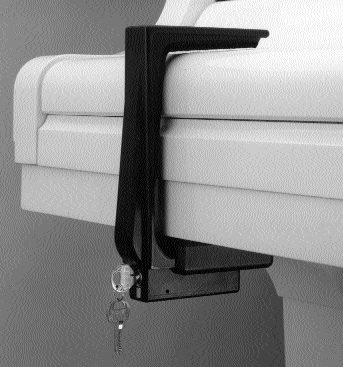 Fallboard (Hands-Off® Piano Fallboard Lock - The Absolute Best Option for Securing a Piano)