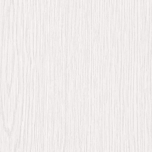 d-c-fix 346-8026 Decorative Self-Adhesive Film, Whitewood, 26