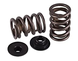 Crane Cams 36308-1 Valve Springs and Retainers Kit for Ford V8, (Set of 16)