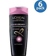 Lor Adv Hc Shp Color Vibr Size 12.6z L'Oreal Advanced Haircolor Vibrancy Nourish Shampoo 12.6z