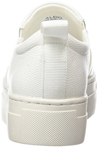 ALDO Segreti Damen Sneakers Weiß (White / 70)