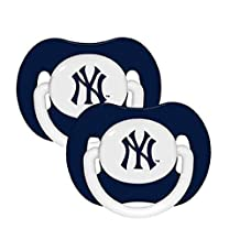 New York Yankees Pacifier - 2 Pack
