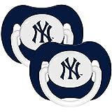 MLB Team Pacifiers, 2-Pack