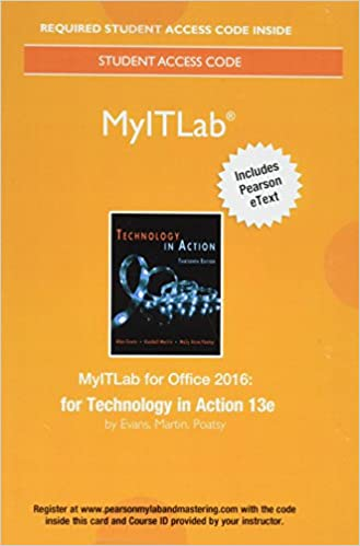 Amazon mylab it with pearson etext access card for mylab it with pearson etext access card for technology in action 13th edition fandeluxe Gallery
