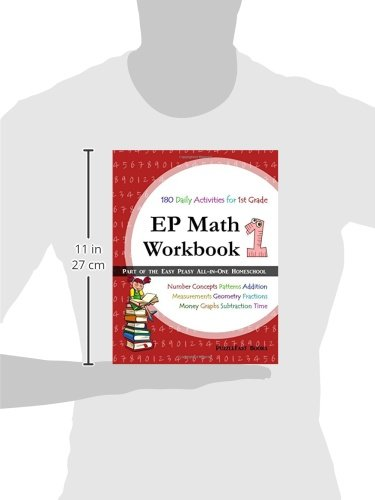 EP Math 1 Workbook: Part of the Easy Peasy All-in-One Homeschool ...