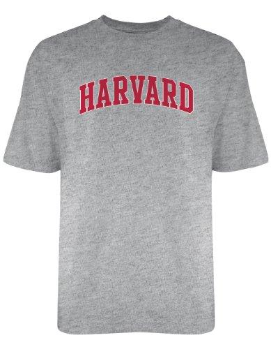 NCAA Men's Wordmark T-Shirt, Dark Ash