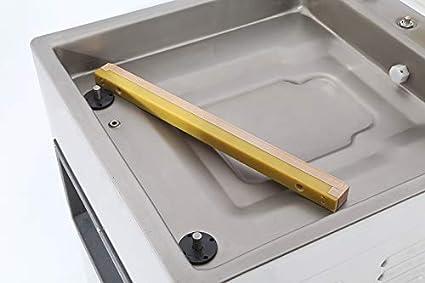 Amazon.com: Máquina de embalaje al vacío de alimentos DZ400 ...