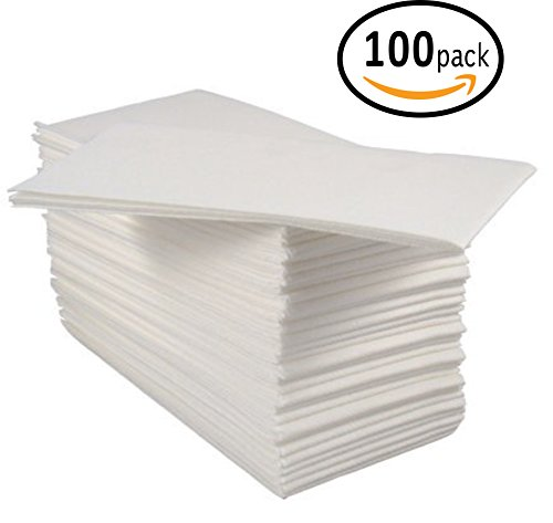 Bloomingoods Linen Feel Guest Towels Disposable Cloth Like Tissue Paper Soft And Absorbent