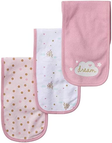 Gerber Girls 3 Pack Terry Cloth product image