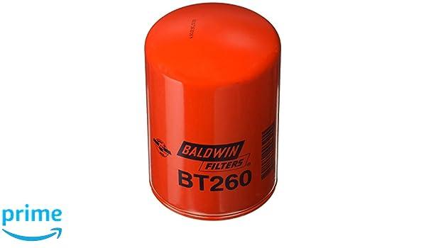 Amazon.com: Baldwin BT260 Heavy Duty Hydraulic Spin-On Filter ...