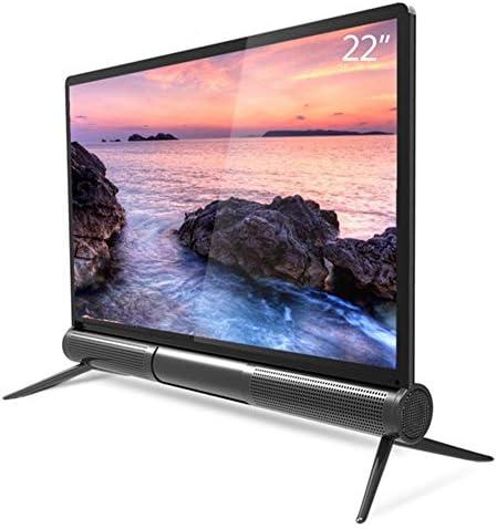 HS-HWH316 22 Pulgadas HD La Internet Televisión LCD LED Inteligente Ultradelgado Televisor Vidrio Templado Interfaz Multifuncional Adecuado para Teatro En Casa Juego: Amazon.es: Hogar