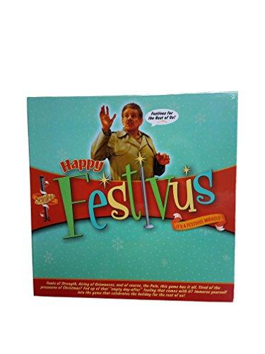 - Seinfeld Happy Festivus Board Game 2017 Edition