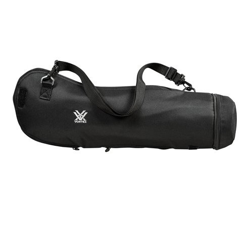 Vortex Optics Viper HD 80 mm Black Padded View-Through Spotting Scope Case (Angled/Straight | 77-82 mm scopes) by Vortex Optics