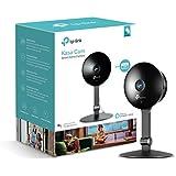 Kasa Cam 1080p Smart Home Security Camera by TP-Link, KC120, Works with Alexa (Echo Show/Fire TV), Google Assistant (Chromecast)