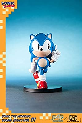 Amazon Com Sonic The Hedgehog Boom8 Volume 1 Sonic Pvc Figure Toys Games
