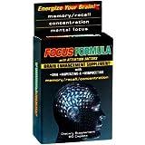 FOCUS FORMULA CAPS WMILL 60