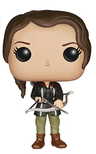 Funko POP Movies: The Hunger Games - Katniss Everdeen Action Figure