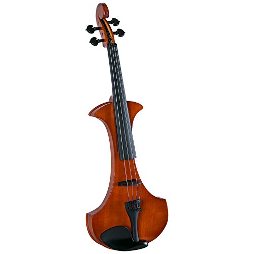 Cremona SV-180E Premier Student Electric Violin Outfit - 4/4 Size