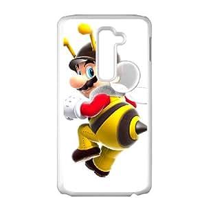 mario bros LG G2 Cell Phone Case White Cmmxq