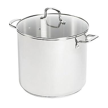 SALT 20 qt. Stainless Steel Stock Pot