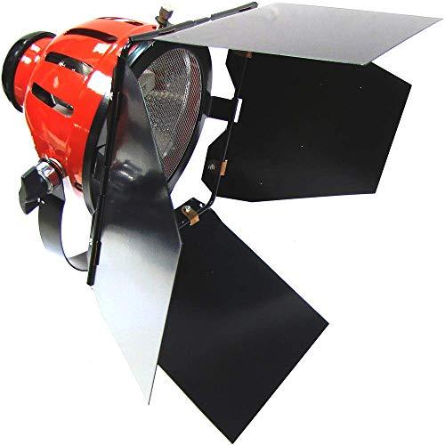 bombilla Redhead//hal/ógena de tungsteno continua del bulbo principal rojo de la luz de 800W Estudio BOMBILLA 10 DXX PC