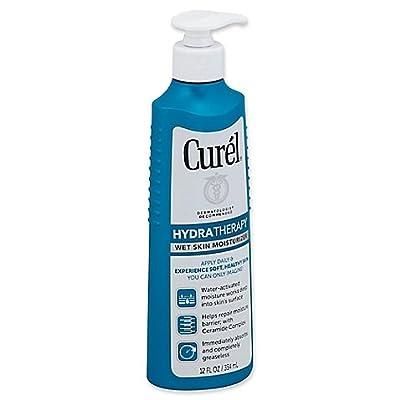 Curel Hydra Therapy Wet Skin Moisturizer 12 oz