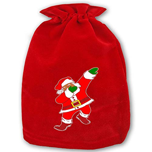 Conort Floyd Mayweather Conor Santa Sack Bags, Christmas Drawstring Goodie Bags ()