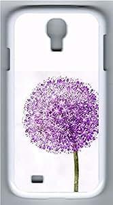 Samsung Galaxy S4 Case Customized Unique Pretty Purple Hydrangea Cover For Samsung Galaxy S4 I9500