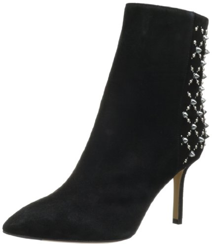 Black Cici K Suede Womens Marvin K Marvin Bootie wUPqzYFR