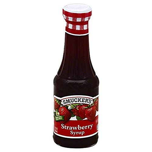 J.M.Smucker - Ripon Natural Syrup, Strawberry, 12-Ounce (Pack of 12)