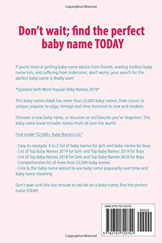 Amazon Com Baby Names Baby Names List With 22 000 Baby Names For