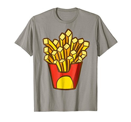 GIANT FRENCH FRIES Shirt makes a great Halloween Costume -