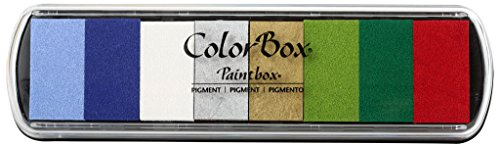 ColorBox 13054 Classic Pigment Paint Box, (Classic Pigment)