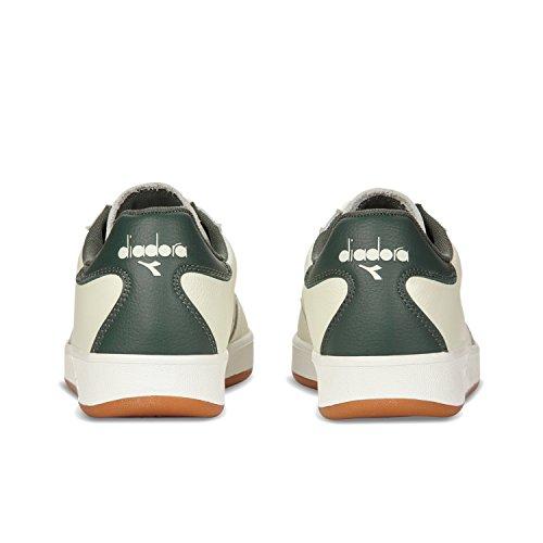 verde L Elite Premium Diadora C7099 Hombre para Oscuro La de Blanco Selva Zapatillas B qaz5twp