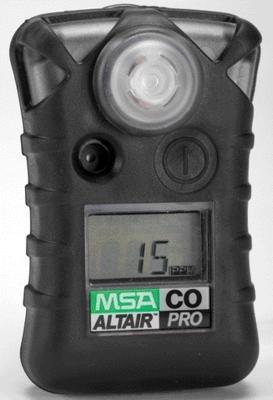 MSA ALTAIR Pro Carbon Monoxide Monitor