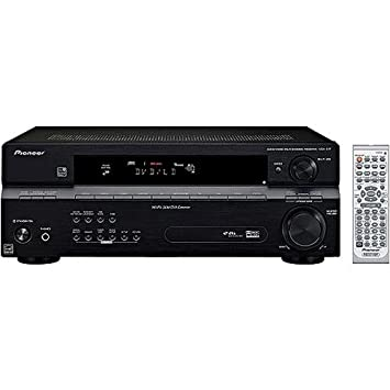Pioneer VSX-517-K Home Theater Receiver (Black) (Discontinued by  Manufacturer)