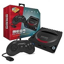 MegaRetroN HD Gaming Console for Sega Genesis/ Mega Drive