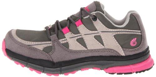 Nautilus 1771  Women's ESD No Exposed Metal EH Safety Toe Athletic Shoe,Grey/Iris,7 M US