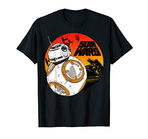 with BB-8 T-Shirts design