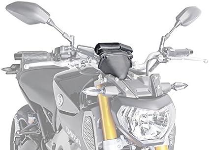 XX ecommerce Motocicleta Los paneles laterales del asiento cubren las cubiertas de carenado del carenado para 2014-2018 Y-a-m-a-h-a MT FZ 09 Aspecto de fibra de carbono