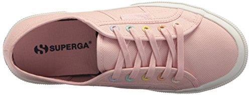 Colore Scarpa Tennis Chiaro Superga Occhielli Rosa Multi Da Della Delle Donne 2750 w6UEq