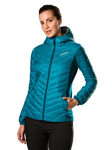 Down Reflect Tahitian Berghaus Tephra Tide Femme Stretch Veste HpxftqwEf