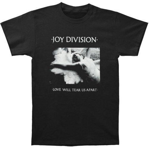 Joy Division Love Will Tear Us Apart T-Shirt Black