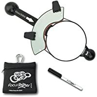 FocusShifter - Follow Focus and Rack Focus for DSLR and Mirrorless Camera Lens