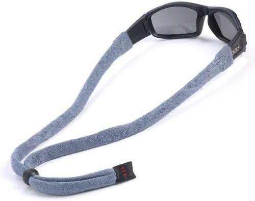 Chums Original Cotton Large End Eyewear Retainer Dark Tan