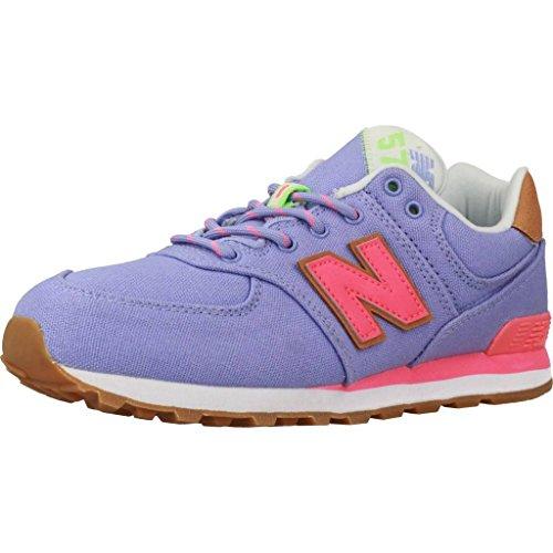 NEW BALANCE Laufschuhe M�Dchen, Color Violett, Marca, Modelo Laufschuhe M�Dchen PC574 T4 Violett