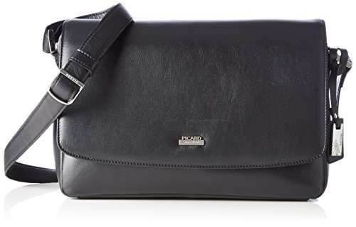 Picard Shoulder Bag, Black -